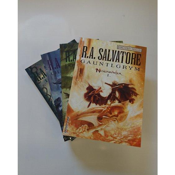 Neverwinter 1-4 - Salvatore R A